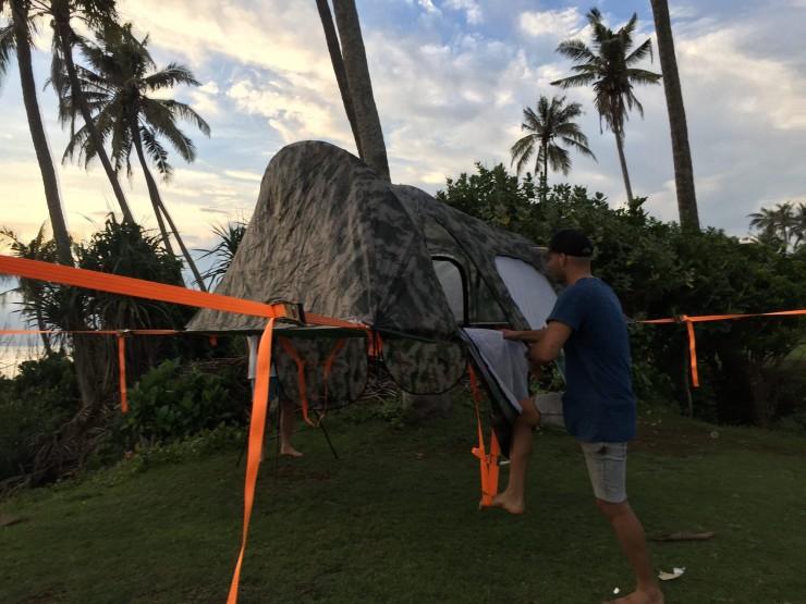 Levitat Tree Tent 5