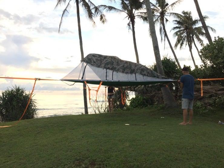 Levitat Tree Tent 6