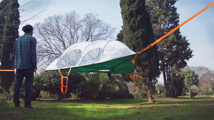 Levitat Tree Tent 9