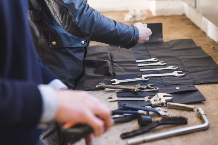 Malle Morgan Tool Roll 6