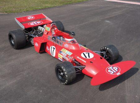 March Formula 1 Car 1 450x330 - Niki Lauda's March 711 Formula 1 Car