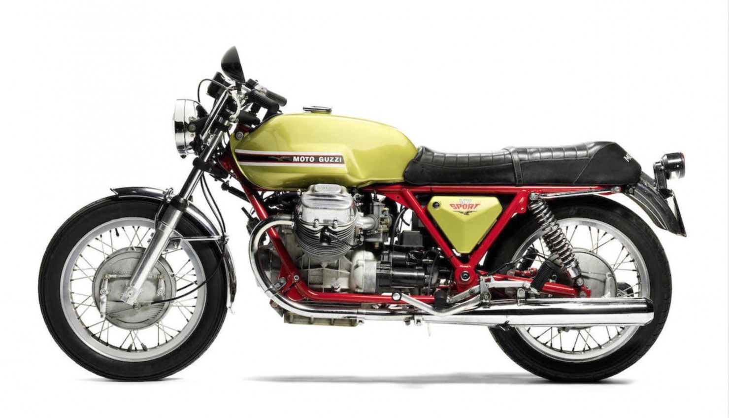Moto Guzzi V7 Sport 2