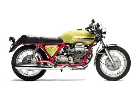 Moto Guzzi V7 Sport 450x330 - 1971 Moto Guzzi V7 Sport