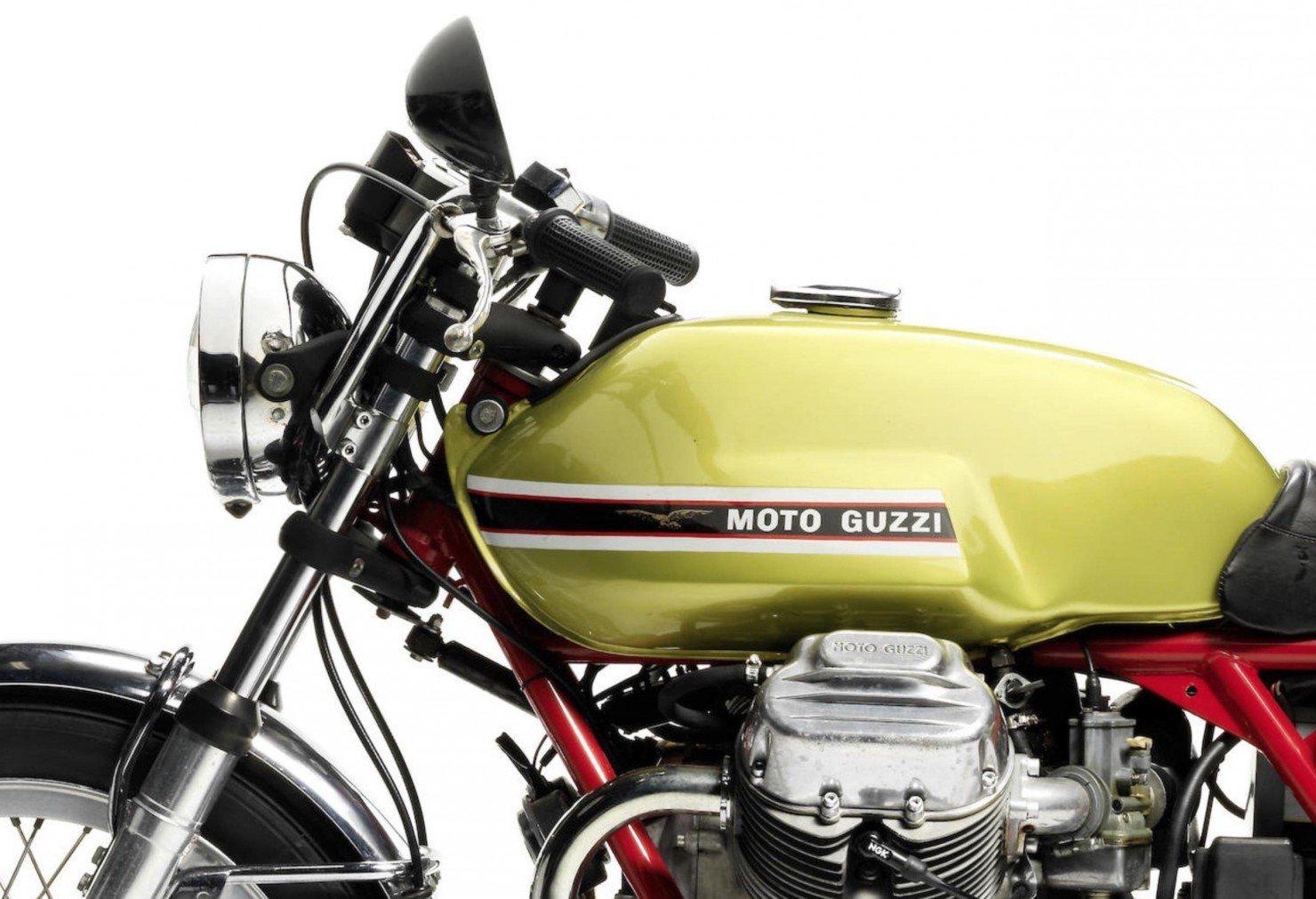 Moto Guzzi V7 Sport 7
