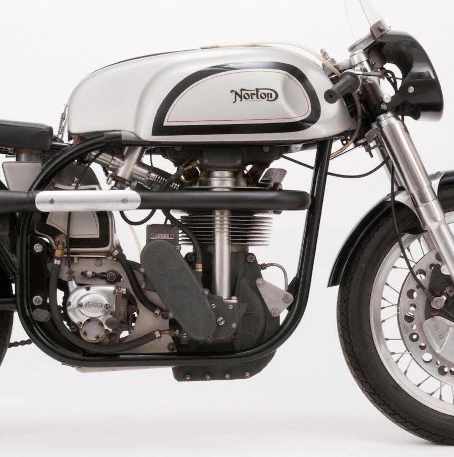Norton Manx 1