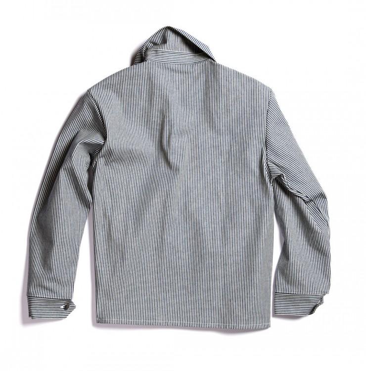Pointer Brand Chore Coat Back