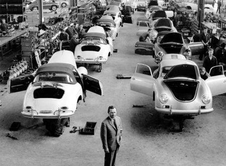 Porsche Factory 450x330 - Documentary: Porsche - Made By Hand