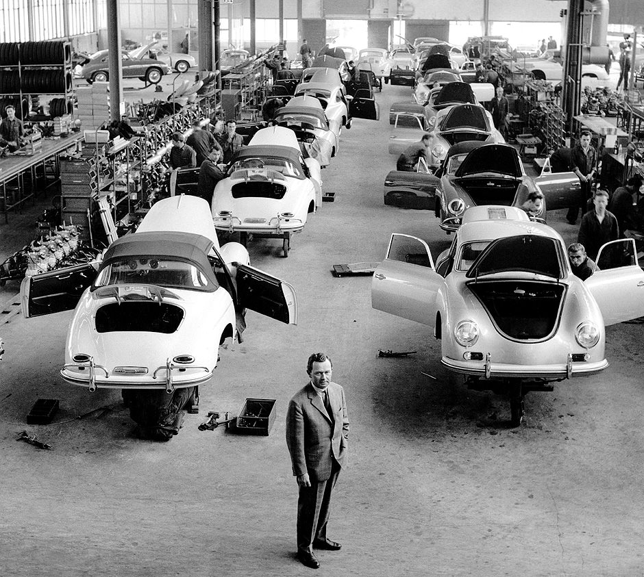 Documentary Porsche Made By Hand