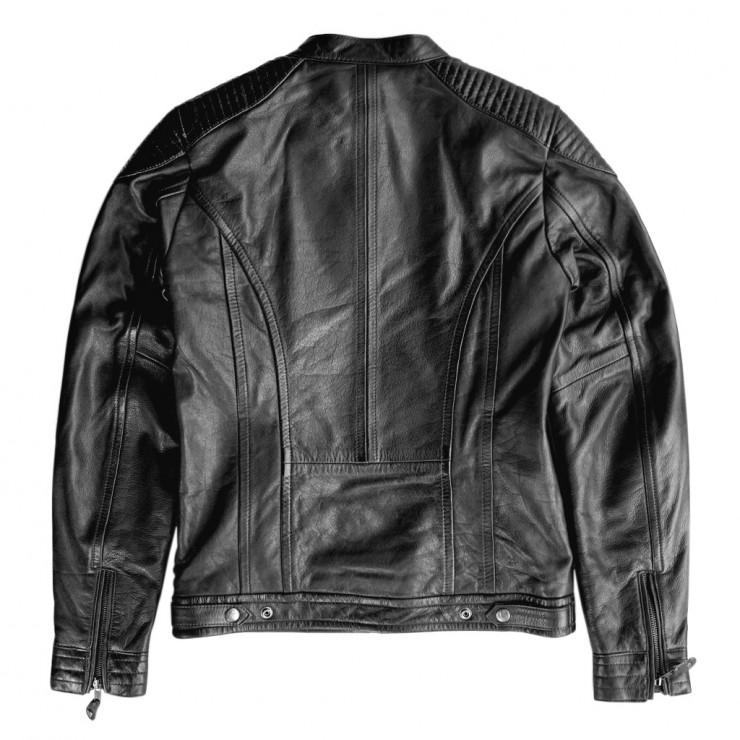 Smith Leather Motorcycle Jacket 1