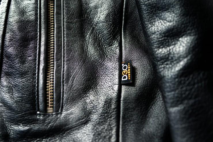 Smith Leather Motorcycle Jacket 2