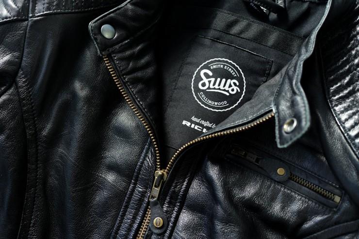 Smith Leather Motorcycle Jacket 3
