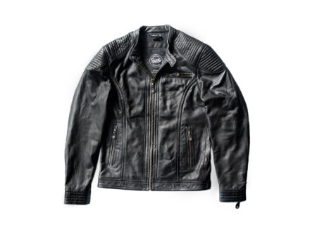 Smith Leather Motorcycle Jacket