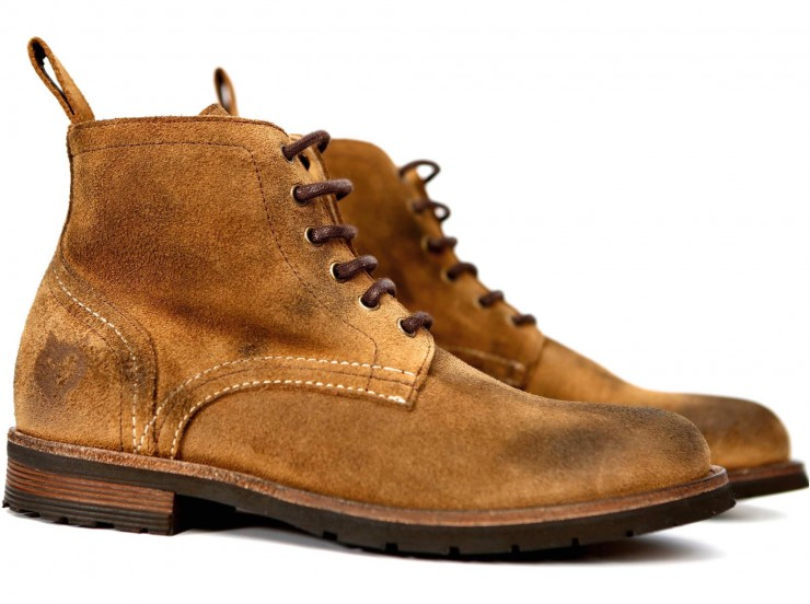 Swain Boots 2