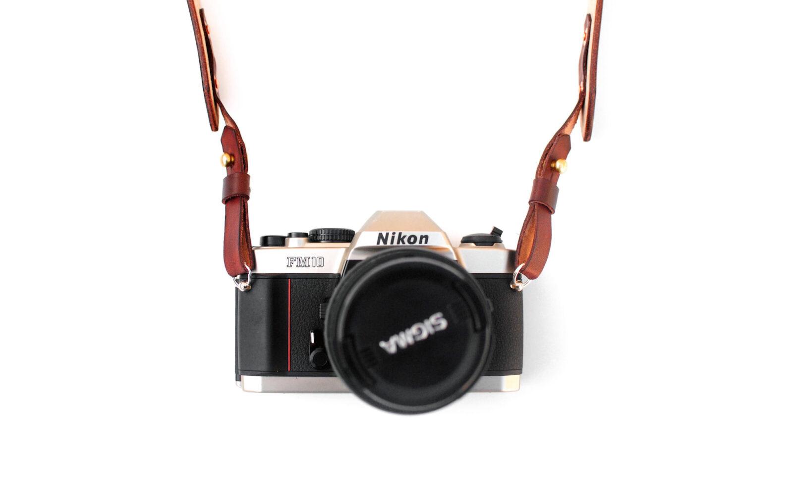 camera strap 1600x1002 - Small Batch Supply Co. Camera Strap