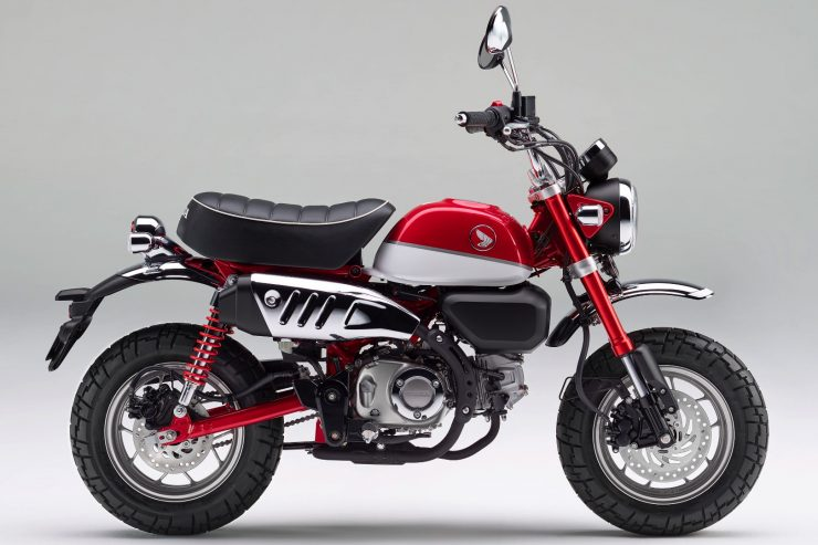 2019 Honda Monkey New Model