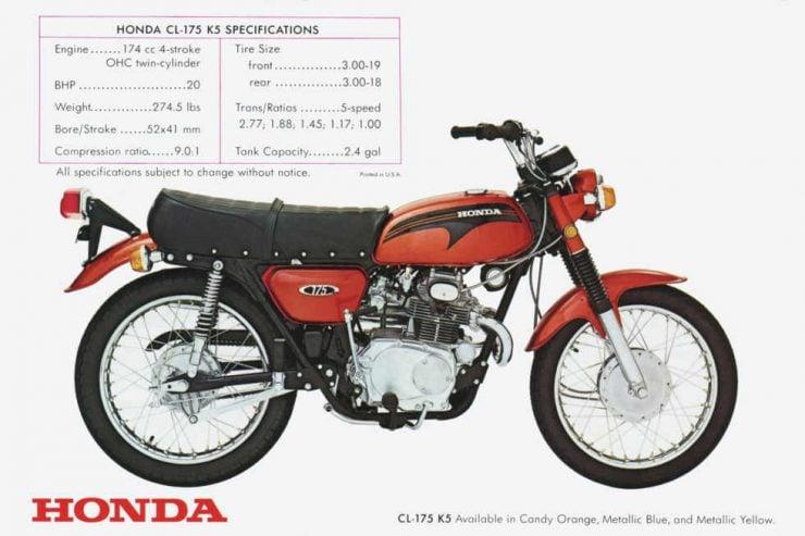 Honda CL175