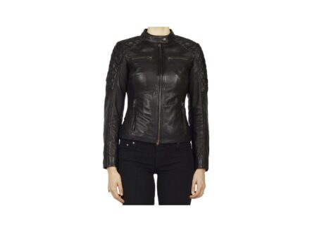 Ain't No Sissy Leather Jacket by Black Arrow