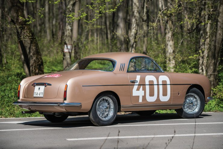 Alfa Romeo 1900C Sprint Supergioiello 1