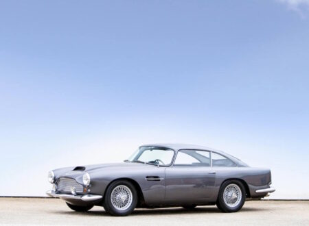 Aston Martin DB4 450x330