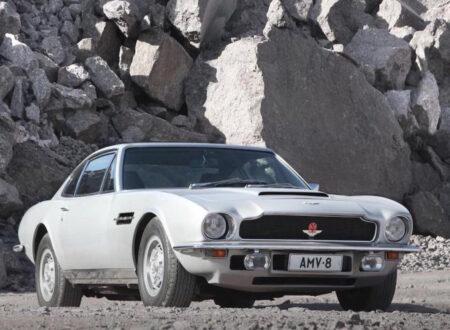 Aston Martin V8 450x330