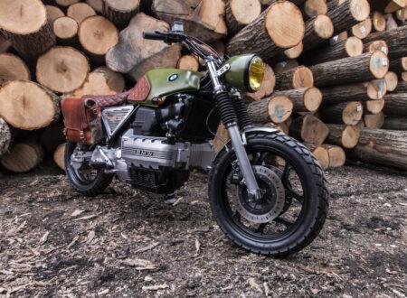 BMW K100 Scrambler 2