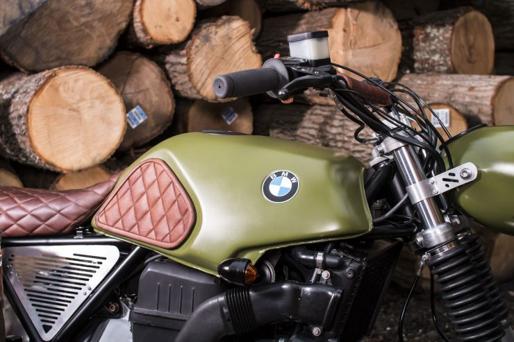 BMW K100 Scrambler 3