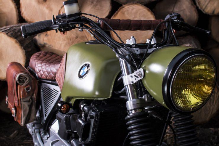 BMW K100 Scrambler 7