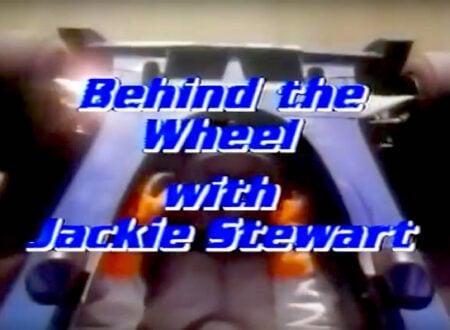 Behind the Wheel with Jackie Stewart 450x330 - Masterclass: Behind The Wheel With Jackie Stewart