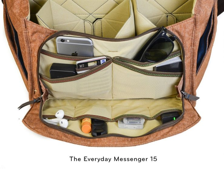 Everyday Messenger Bag Peak Design 3