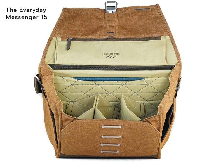 Everyday Messenger Bag Peak Design 4