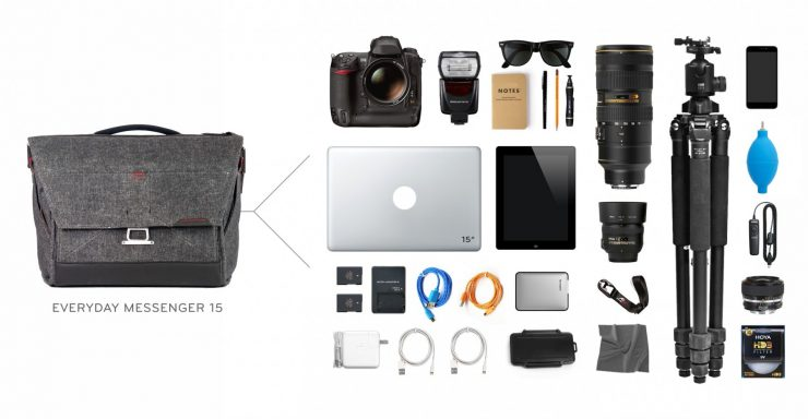 Everyday Messenger Bag Peak Design 8