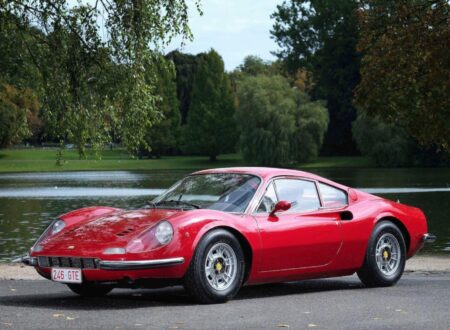 Ferrari Dino 246GT 450x330 - Dino 246GT