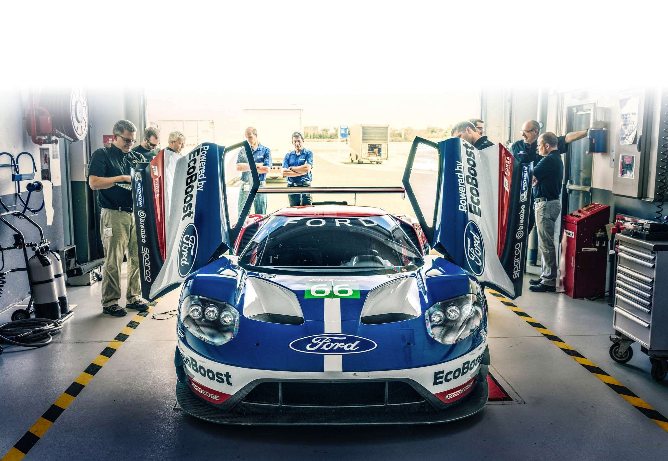 Ford Gt The Return