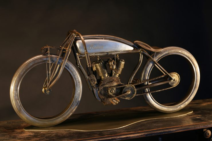 Indian Board Track Motorcycle 2