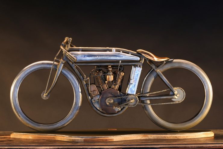 Indian Board Track Motorcycle 6