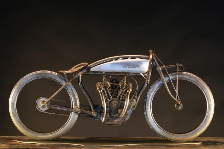 Indian Board Track Motorcycle