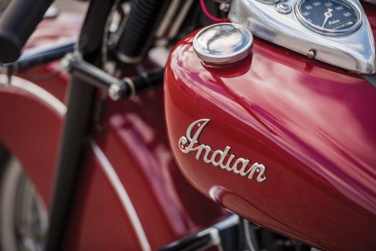 Indian Chief Roadmaster 11