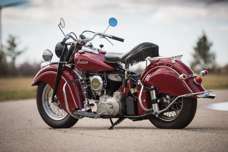 Indian Chief Roadmaster 20