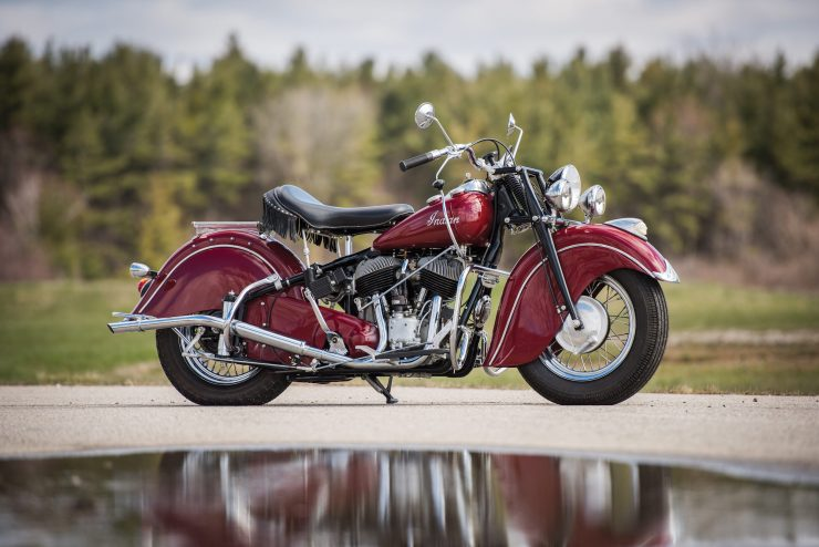 Indian Chief Roadmaster 4