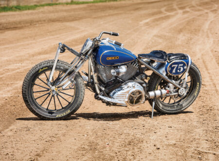 Indian Chieftain Motorcycle 15 450x330 - RSD Geico Indian Chieftain Tracker