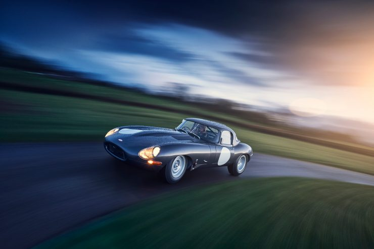 Jaguar Lightweight E-Type Number 15 3