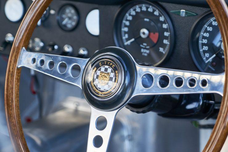 Jaguar Lightweight E-Type Number 15 4