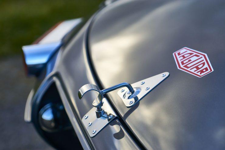 Jaguar Lightweight E-Type Number 15 7