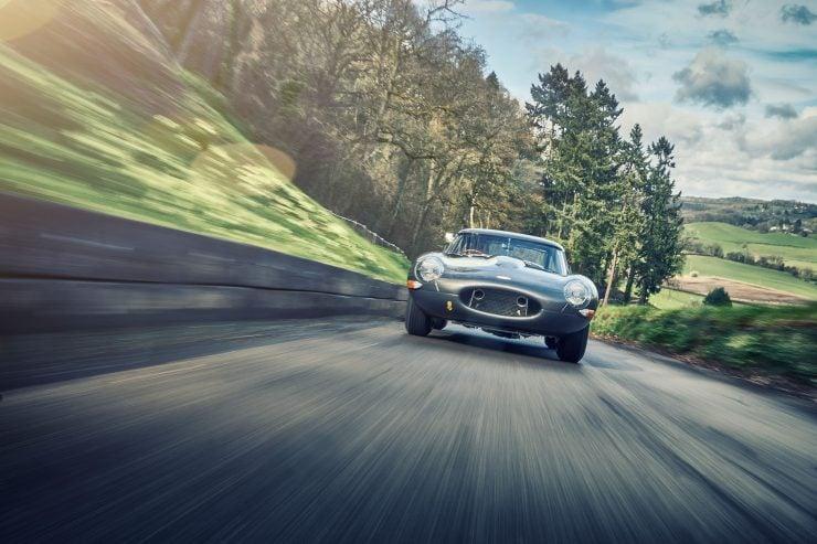 Jaguar Lightweight E-Type Number 15