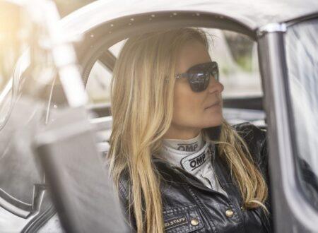Katarina Kyvalova Jaguar E-Type