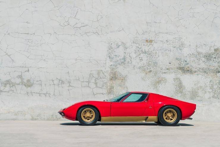 Lamborghini Miura SV 3