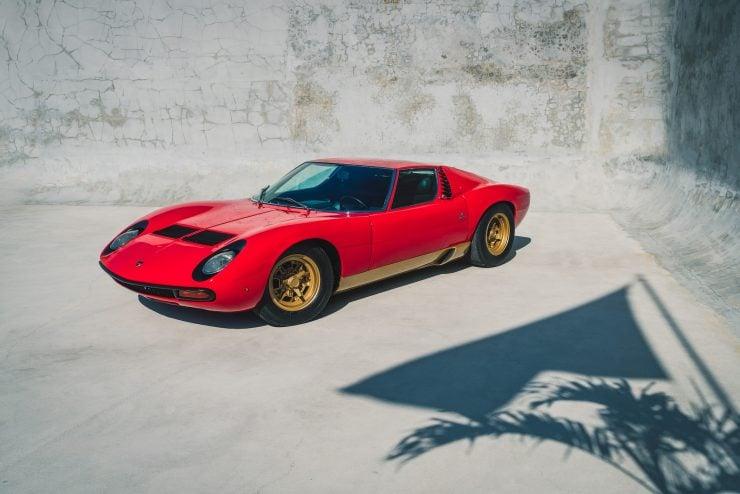 Lamborghini Miura SV 4