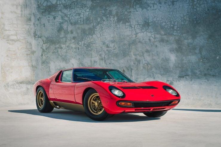 Lamborghini Miura SV 5