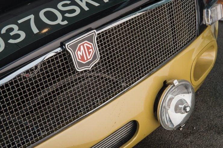 MGC GTS Sebring 2