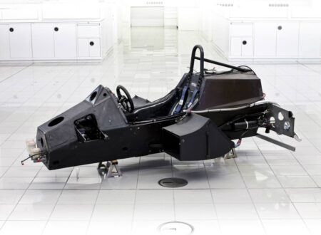 McLaren MP41 chassis 450x330 - First Light - The Story Behind The McLaren MP4/1